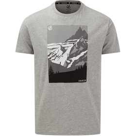 Dare 2b Devout II T-Shirt Heren, ash grey marl